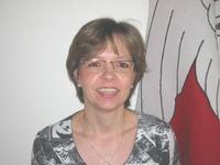 Verwaltungsangestellte Carmen Krenger Porträtfoto